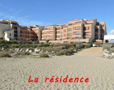 Vente Appartement 2 pièces 37m² Port Leucate (11370) - photo