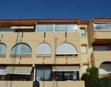 Vente Appartement 2 pièces 26m² Port Leucate (11370) - photo