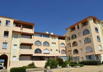 Vente Appartement 2 pièces 25m² port leucate - photo