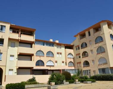 Vente Appartement 2 pièces 25m² port leucate - photo