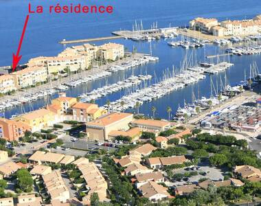 Sale Apartment 2 rooms 23m² Port Leucate (11370) - photo