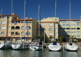 Vente Appartement 2 pièces 23m² Port Leucate (11370) - photo