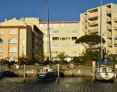 Sale Apartment 2 rooms 28m² Port Leucate (11370) - photo