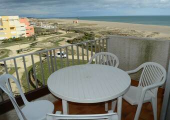 Vente Appartement 1 pièce 19m² Port Leucate (11370) - photo