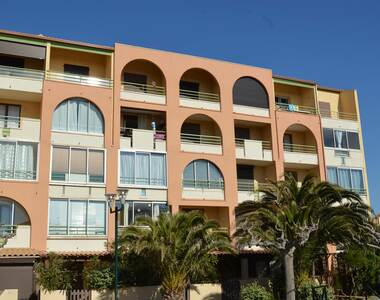 Vente Appartement 2 pièces 22m² Port Leucate (11370) - photo