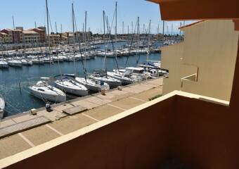 Vente Appartement 2 pièces 25m² port leucate
