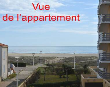 Vente Appartement 2 pièces 33m² Port Leucate (11370) - photo