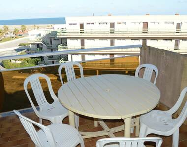 Sale Apartment 3 rooms 38m² Port Leucate (11370) - photo