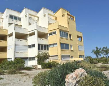 Vente Appartement 2 pièces 20m² Port Leucate (11370) - photo