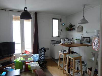 Location Appartement 2 pièces 30m² Paris 17 (75017) - photo