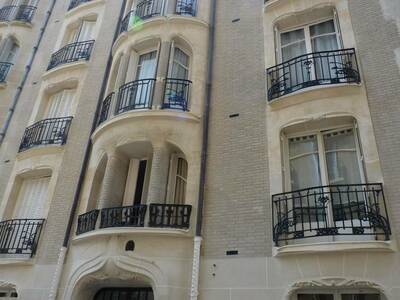 Vente Appartement 2 pièces 43m² Paris 16 (75016) - photo