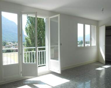 Location Appartement 2 pièces 54m² Saint-Égrève (38120) - photo