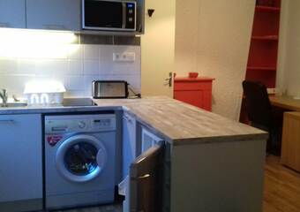 Location Appartement 24m² Grenoble (38000) - photo