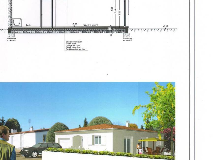 Vente maison 4 pi ces rive de gier 42800 121453 for Garage lapeyre rive de gier
