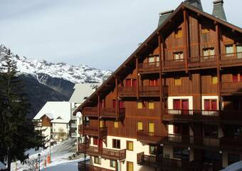 Vente Appartement 3 pièces 43m² Oz en Oisans (38114) - photo