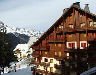 Sale Apartment 3 rooms 43m² Oz en Oisans (38114) - photo
