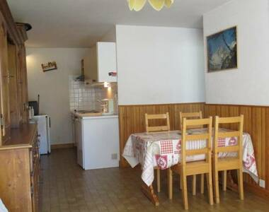 Vente Appartement 2 pièces 40m² Taninges (74440) - photo