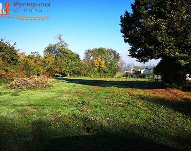 Vente Terrain 1 850m² Châtonnay (38440) - photo
