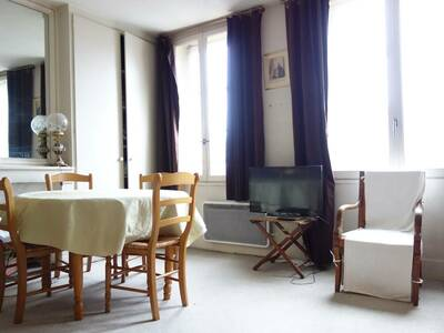 Vente Appartement 1 pièce 25m² Paris 05 (75005) - photo