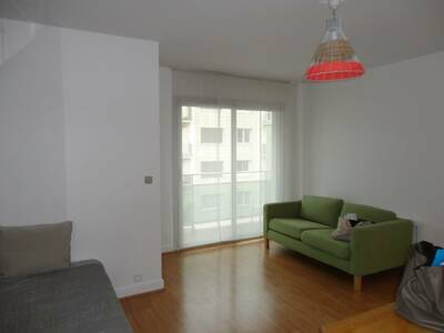 Location Appartement 1 pièce 28m² Paris 16 (75016) - photo