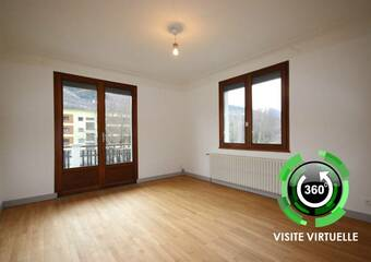 Location Appartement 3 pièces 66m² Bourg-Saint-Maurice (73700) - photo