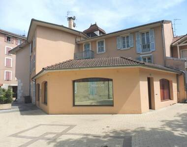 Vente Local commercial 3 pièces 98m² Voiron (38500) - photo