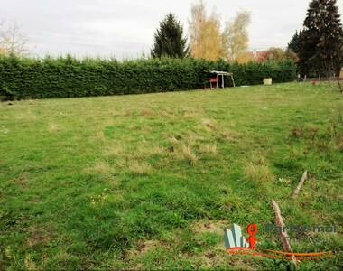 Vente Terrain 906m² Roche (38090) - photo