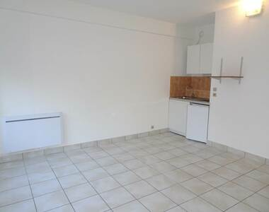 Renting Apartment 1 room 23m² Grenoble (38000) - photo