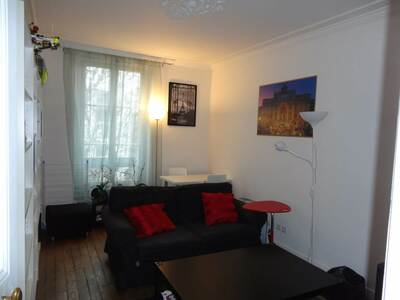Location Appartement 3 pièces 55m² Paris 14 (75014) - Photo 1