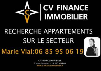 Vente Appartement 30m² Voiron (38500) - photo