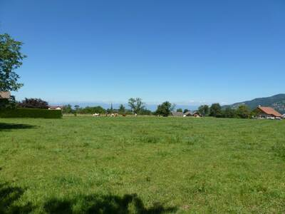 Vente Terrain 1 013m² Marcellaz (74250) - Photo 1