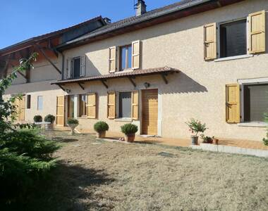 Vente Maison 5 pièces 145m² Trept (38460) - photo