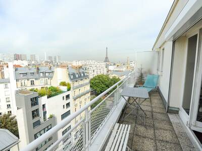 Vente Appartement 3 pièces 58m² Paris 15 (75015) - Photo 4