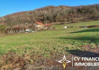 Vente Terrain 965m² Le Pin (38730) - photo