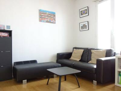 Vente Appartement 2 pièces 25m² Paris 11 (75011) - photo