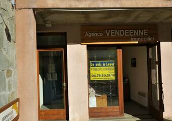 Location Local commercial 10m² Vaujany (38114) - photo