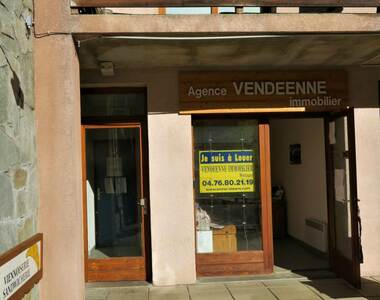 Renting Commercial premises 10m² Vaujany (38114) - photo