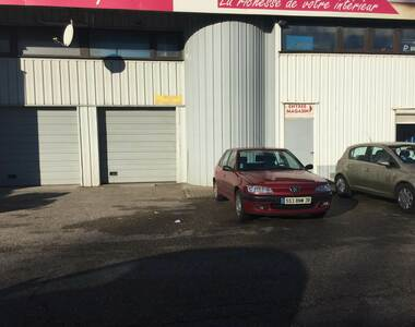 Renting Industrial premises 349m² Échirolles (38130) - photo