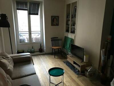 Vente Appartement 2 pièces 43m² Paris 17 (75017) - photo