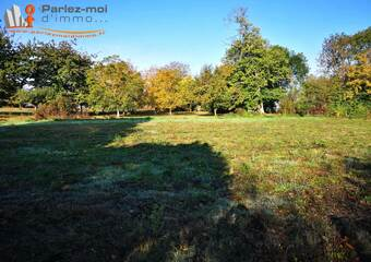 Vente Terrain 1 850m² Châtonnay (38440) - Photo 1