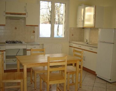 Location Appartement 2 pièces 41m² Saint-Martin-le-Vinoux (38950) - photo