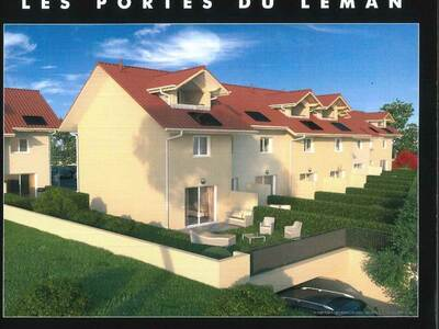 LES PORTES DU LEMAN Allinges (74200)