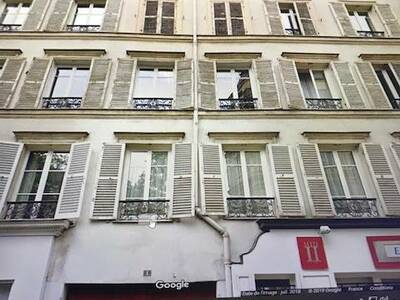 Vente Appartement 1 pièce 15m² Paris 04 (75004) - photo