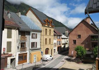 Vente Appartement 1 pièce 24m² Le Bourg-d'Oisans (38520) - photo