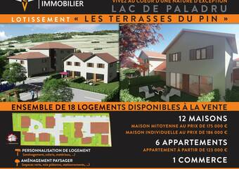 Vente Divers 95m² Le Pin (38730) - photo