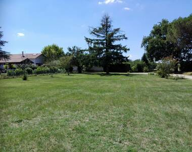 Vente Terrain 1 000m² Villette-d'Anthon (38280) - photo