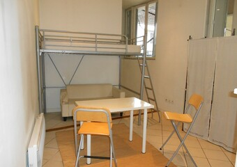 Renting Apartment 1 room 23m² Grenoble (38100) - Photo 1