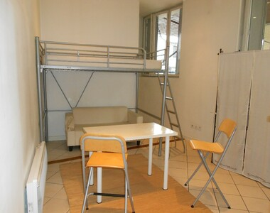 Renting Apartment 1 room 23m² Grenoble (38100) - photo