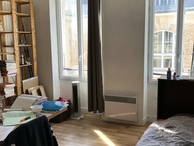 Vente Appartement 1 pièce 20m² Paris 05 (75005) - photo