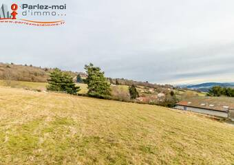 Vente Terrain 1 388m² 9.7km Tarare - photo